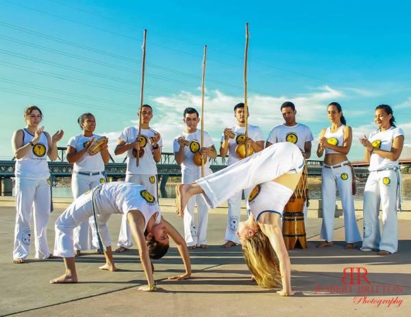 WANDERING WARRIOR- Capoeira