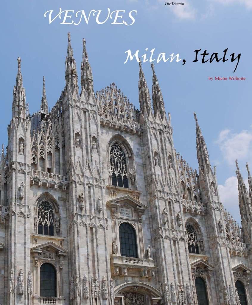 Venues-Milan COVER