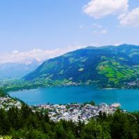 VENUES-Austria-Zell am See, Salzburg, and Innsbruck