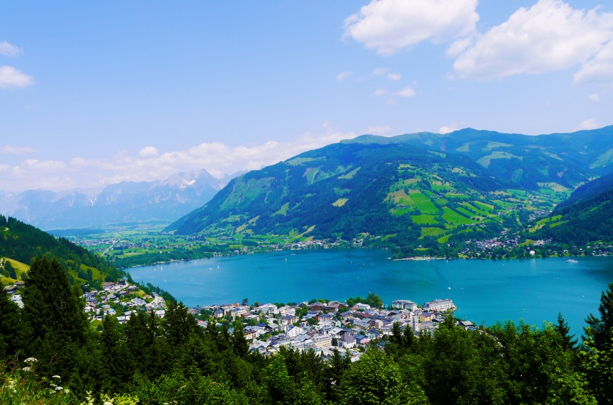 VENUES-Austria-Zell am See, Salzburg, andInnsbruck