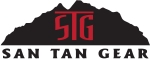 San Tan logo red