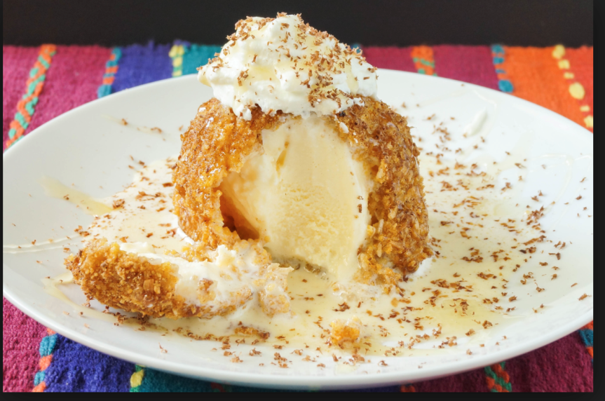 SF-Fried Ice Cream
